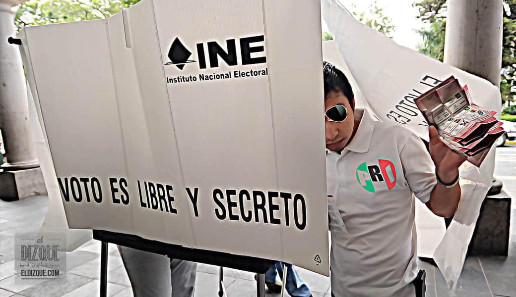 El IEEM reconoce que hubo fraude electoral en el Estado de México 1