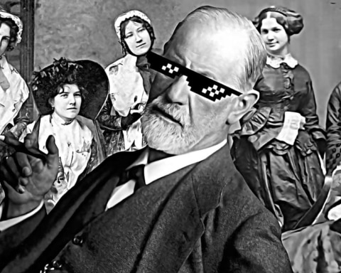 Se descubre que Sigmund Freud inventó el psicoanálisis como un método para ligar 3