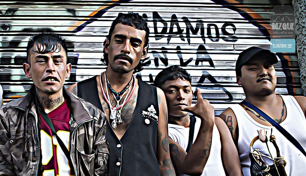 Surge un nuevo grupo que hace peligrar el comercio en Tepito 5