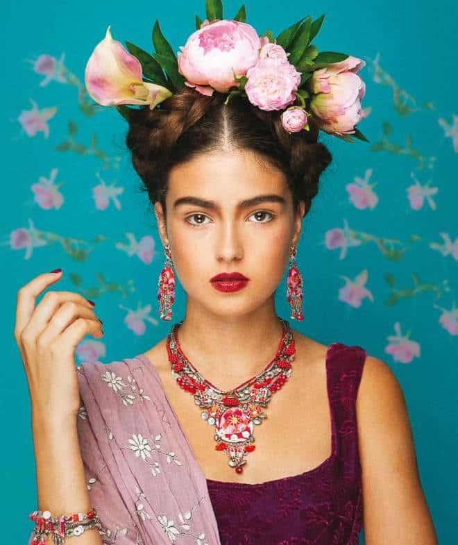 La Secretaría de Cultura lanza convocatoria para encontrar a la nueva Frida Kahlo 2