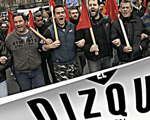 La huelga de trabajadores de El Dizque paraliza a la Ciudad de México 3