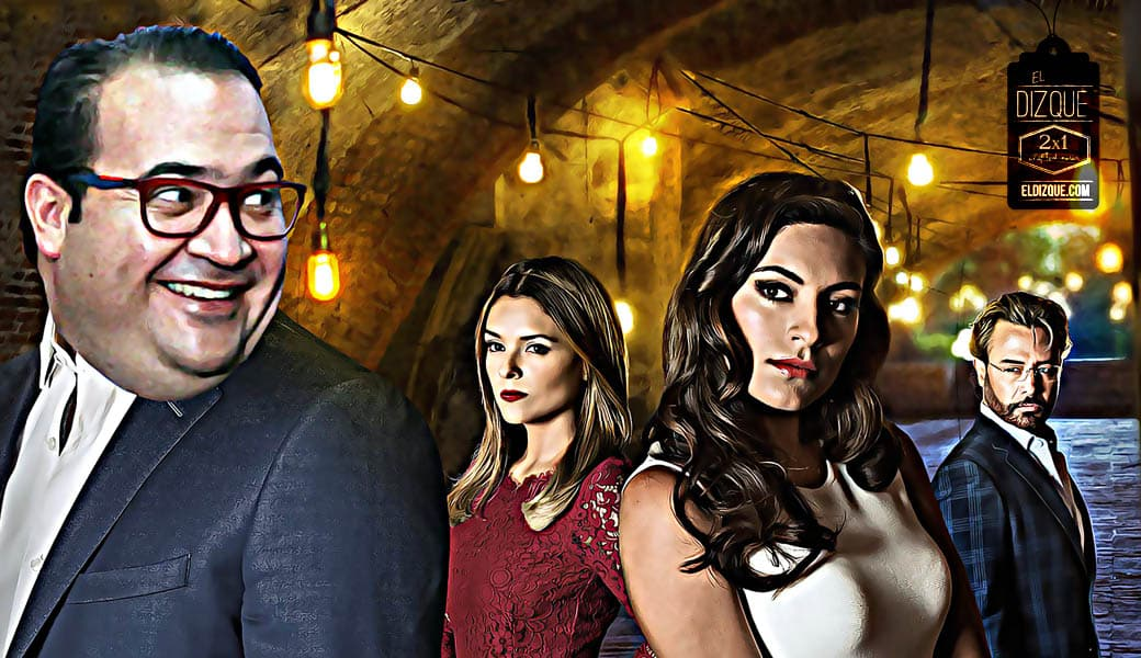 Televisa comienza las grabaciones de la telenovela sobre Javier Duarte 2