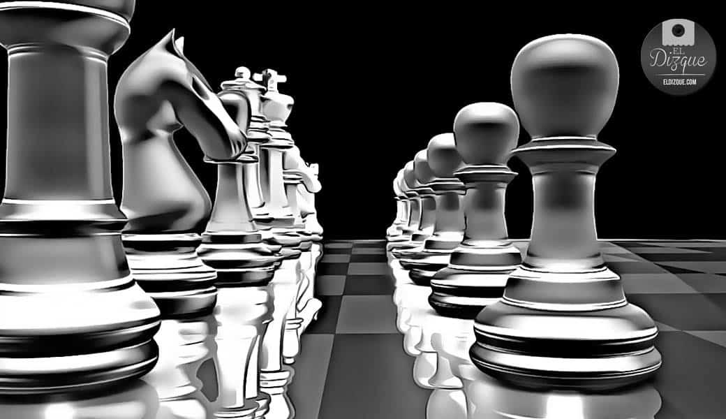 Se presenta el primer ajedrez políticamente correcto 1
