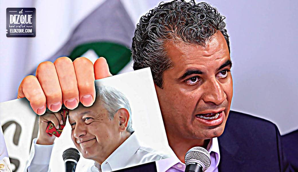 """Advierte el PRI: """"AMLO prepara un enorme fraude electoral para 2018"""" 3"""