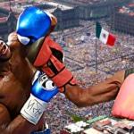 Miguel Ángel Mancera enfrentará a Floyd Mayweather en el Zócalo capitalino 13