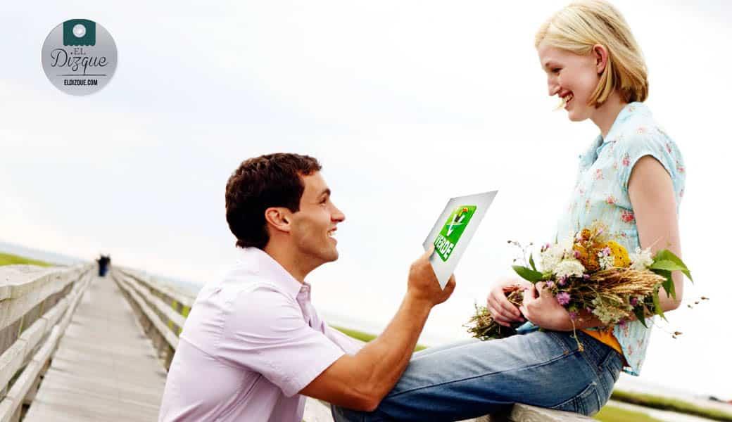 El Partido Verde repartirá vales para conseguir novia 1