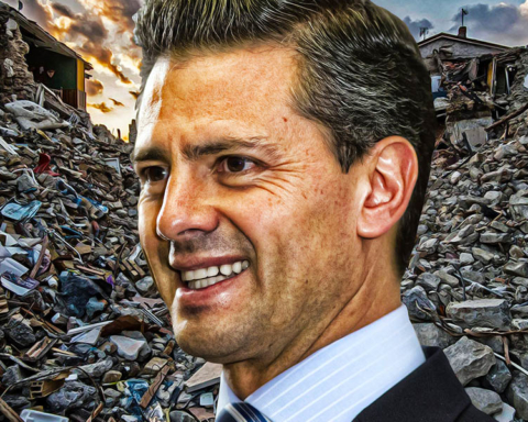 EPN explica por qué los damnificados del sismo deben pagar para la reconstrucción 2