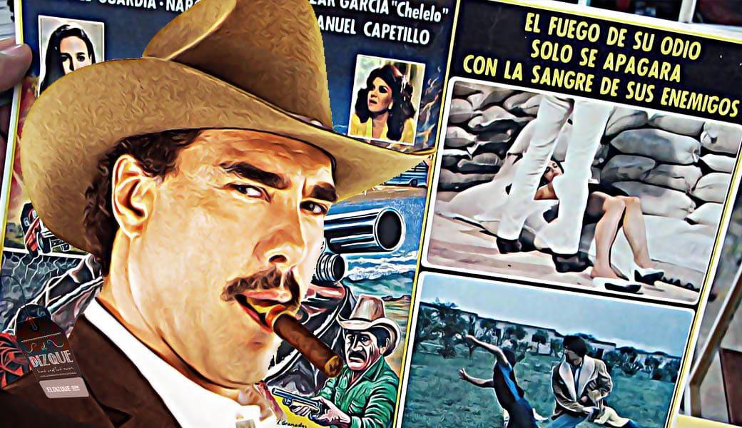 """La violencia de Eduardo Yañez tiene su premio: Filmará la cinta """"El Señor de los Huevos"""" 1"""