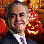 Miguel Ángel Mancera anuncia que la Ciudad de México ahora celebrará el Halloween 3