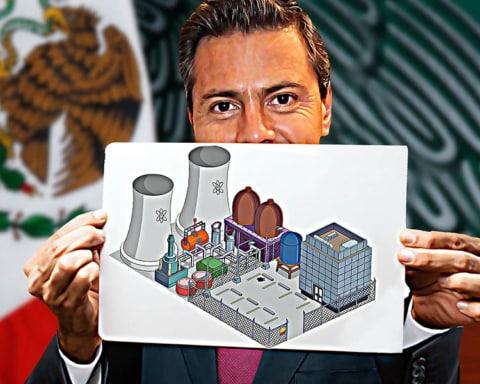 Se fundará en la colonia Roma la primer planta nuclear de la Ciudad de México 3