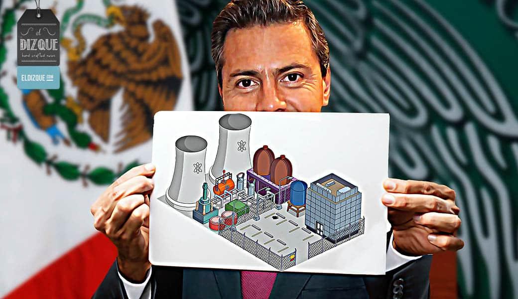 Se fundará en la colonia Roma la primer planta nuclear de la Ciudad de México 6