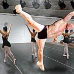 Brock Lesnar dejará la lucha para dedicarse al ballet clásico 3
