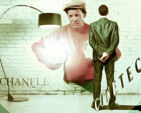 La Cineteca Nacional presentará un ciclo dedicado a El Chanfle 12