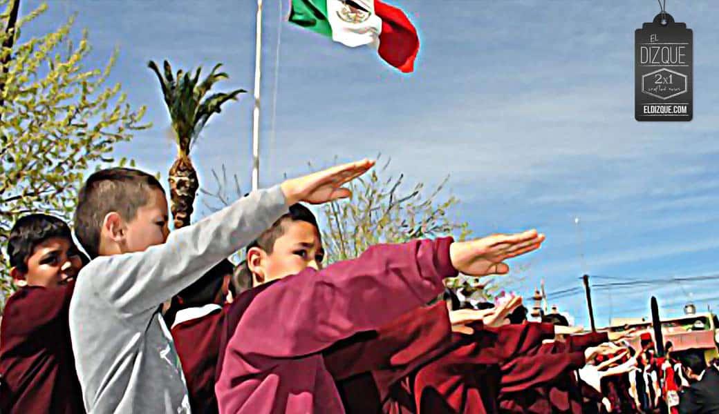 Aurelio Nuño cambiará el juramento a la bandera por considerarlo nazi 6