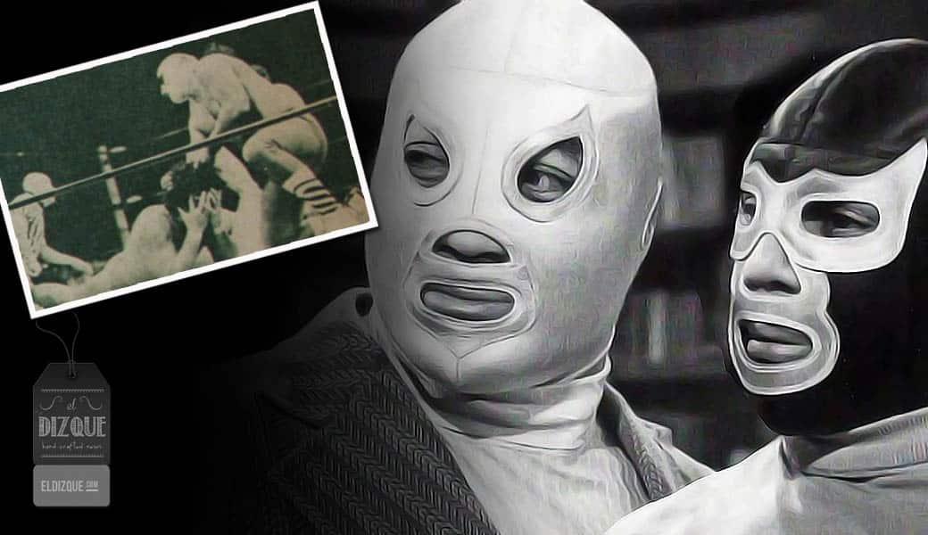 Santo y Blue Demon sí perdieron las máscaras, y fue en Acapulco hace 50 años 1