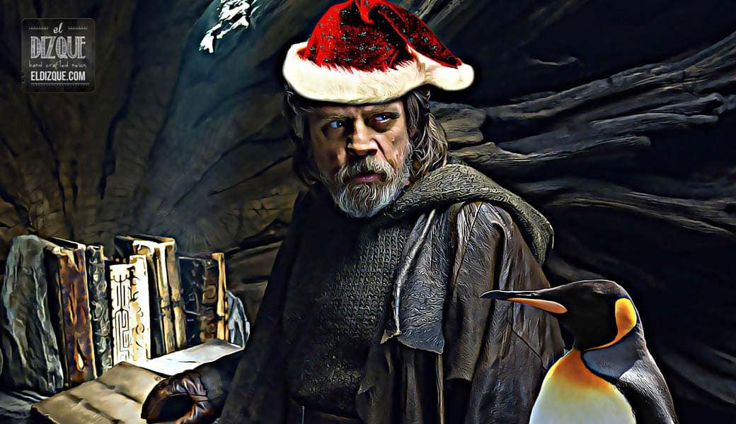Por el frío, podría cancelarse el estreno en México de Star Wars: Los Últimos Jedi 2