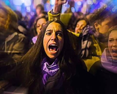 """Grupos feministas exigen que se prohíba la ronda """"Doña Blanca"""" 2"""