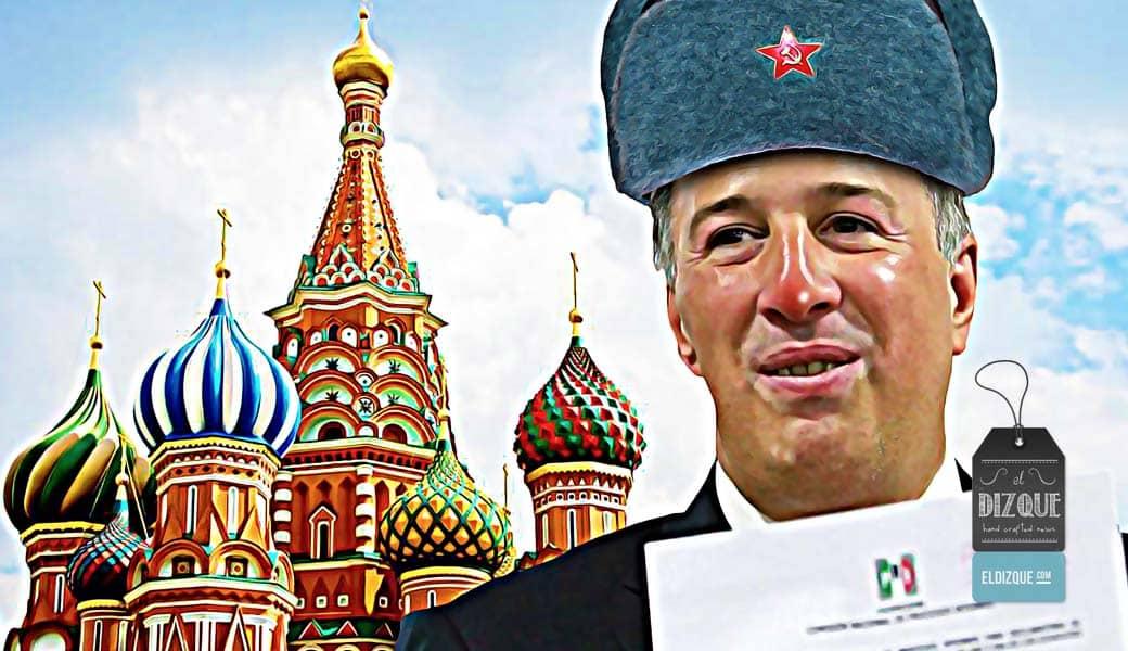Meade hará campaña en Rusia para ganar apoyo electoral 12