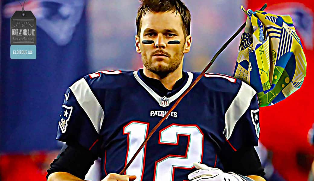 Terminando la campaña de los Patriotas, Tom Brady se irá a Miami 12