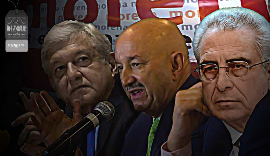 Salinas y Zedillo se integran a Morena — Fox lo está considerando 3