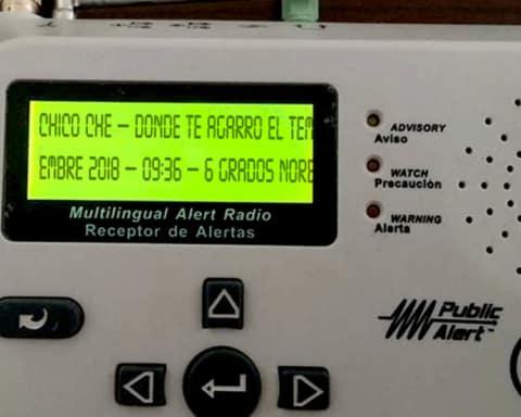 Se abre convocatoria para un nuevo tema de la alerta sísmica 3