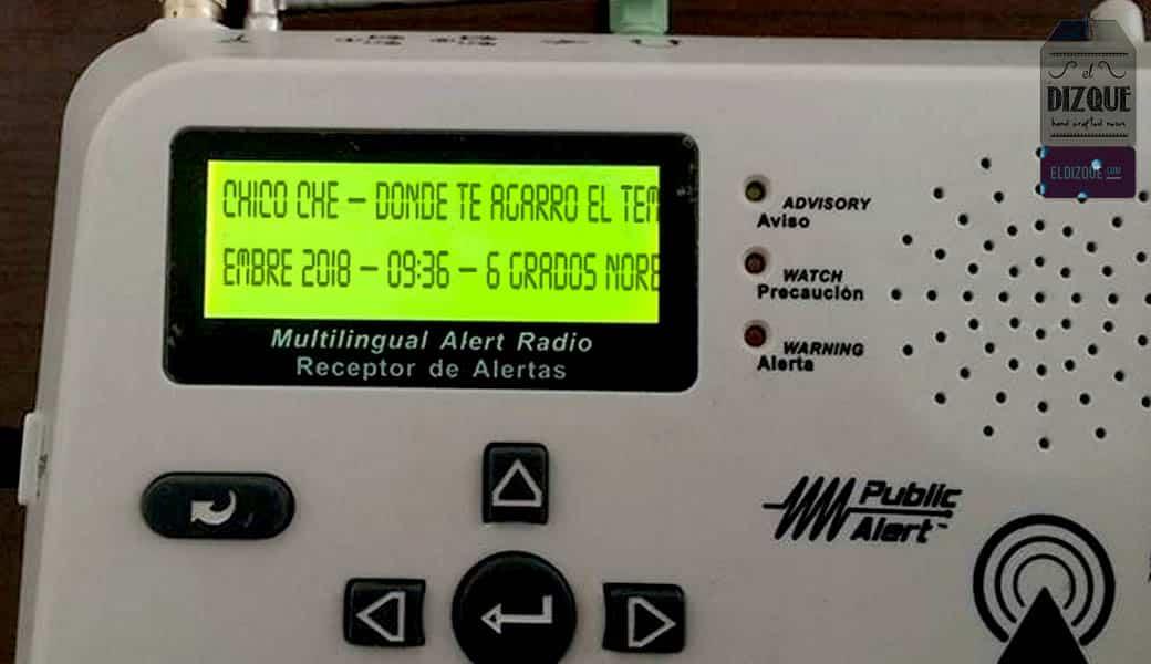 Se abre convocatoria para un nuevo tema de la alerta sísmica 1