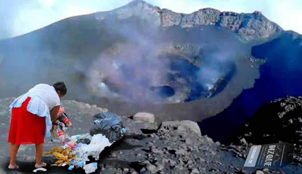 Meade permitirá que el cráter del Popocatépetl se use para quemar basura 1