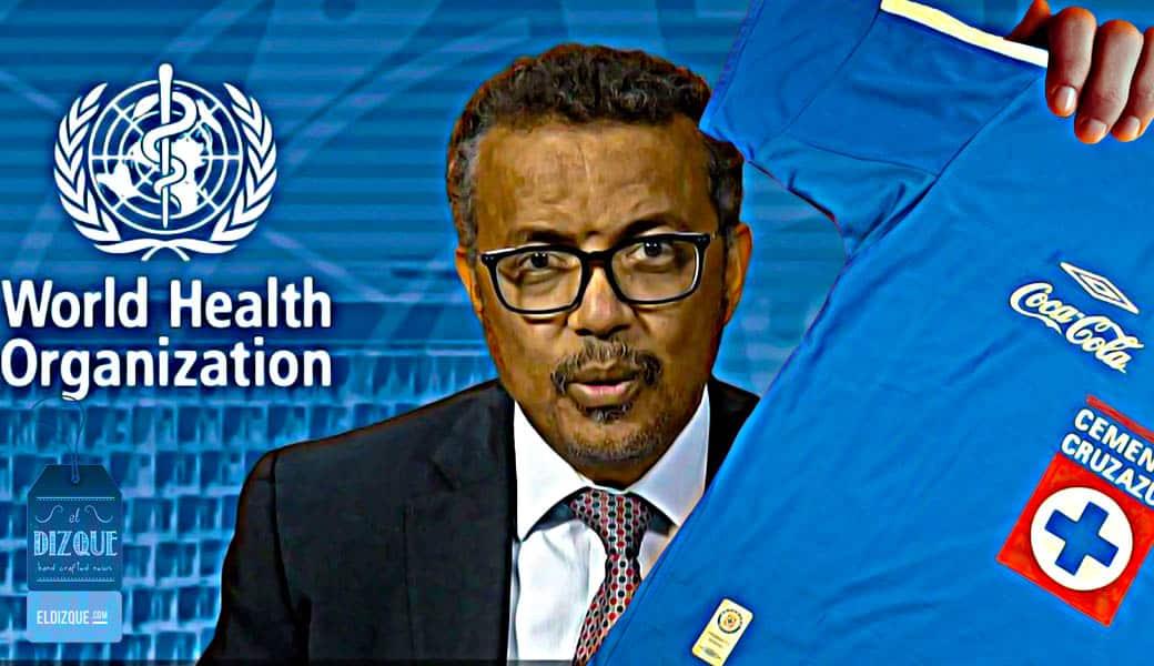 Organización Mundial de la Salud emite alerta sanitaria por culpa del Cruz Azul 1
