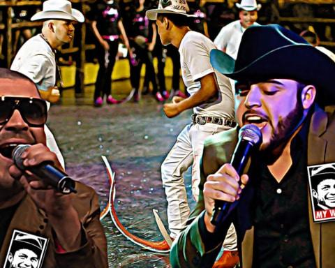 El Komander y Gerardo Ortiz grabarán canciones de Frank Sinatra 1