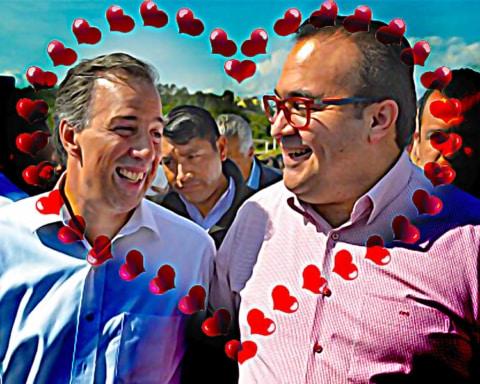 """""""Gracias al PRI se celebra en México el día de San Valentín"""": Meade 3"""