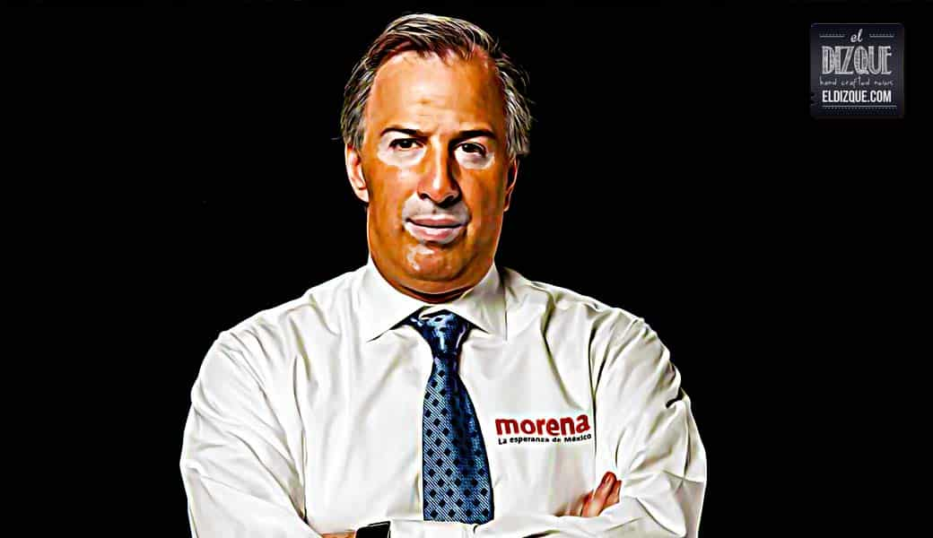 Para ganar adeptos, Meade quiere afiliarse a Morena 1