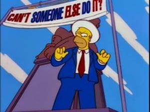 Los Simpson predicen la derrota de AMLO en las elecciones presidenciales 2