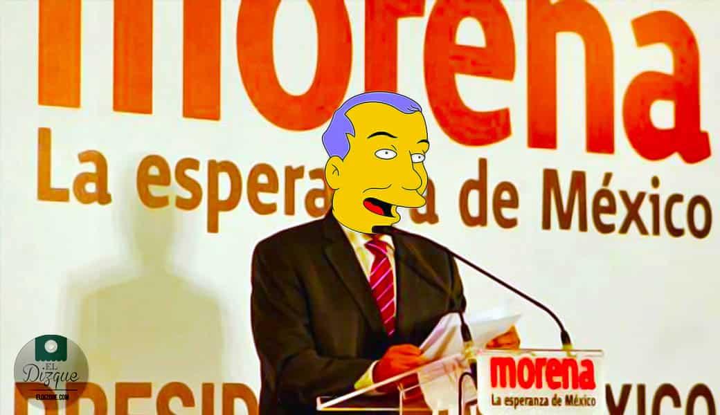 Los Simpson predicen la derrota de AMLO en las elecciones presidenciales 1