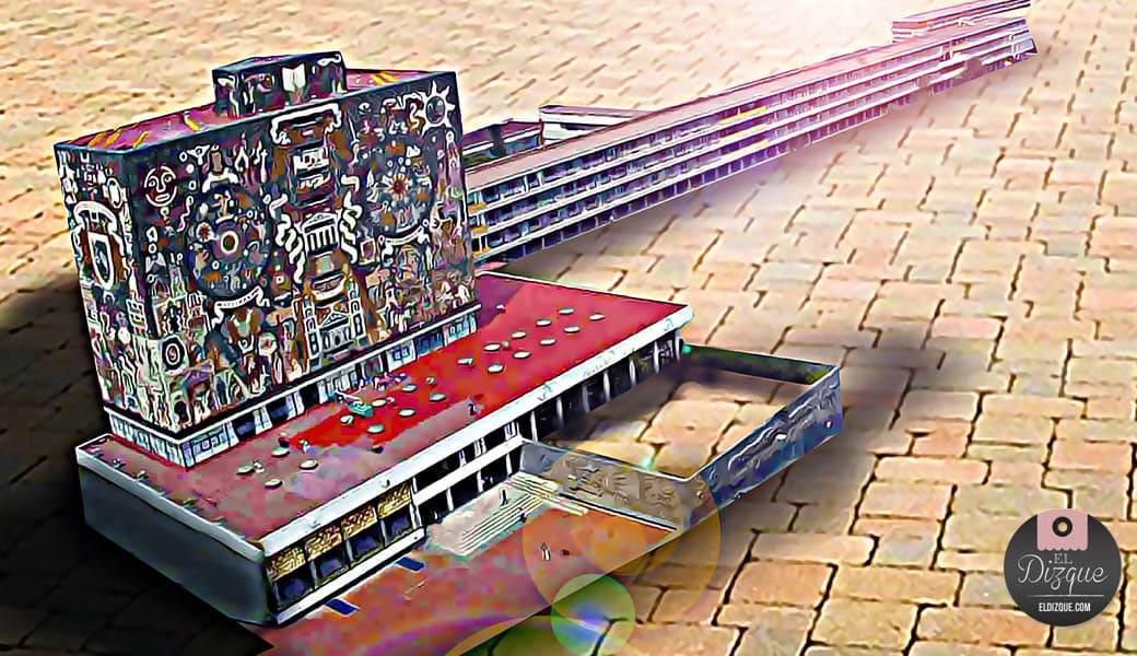 El Gobierno de la CDMX y la UNAM eliminarán las áreas verdes de Ciudad Universitaria 1