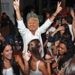 Se vuelve viral el video de Donald Trump bailando Scooby Doo Papá 6