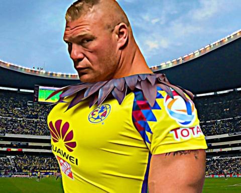 Ni WWE ni UFC: Brock Lesnar firmará con las Águilas del América 3