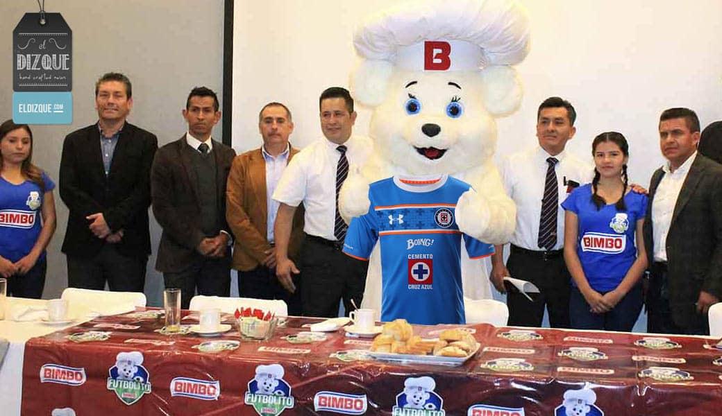 Cruz Azul dejará la Liga MX para integrarse a Futbolito Bimbo 1