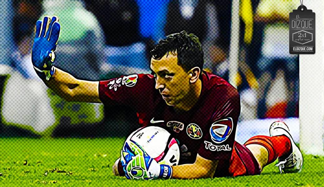 Revelada la condición médica del portero Agustín Marchesín que causó la derrota del América 1