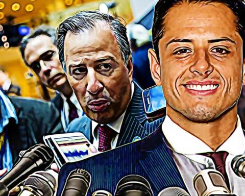 Chicharito Hernández toma el lugar de Meade como candidato del PRI 9
