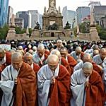 Conversiones masivas al budismo tras la calificación de México en Rusia 2018 2