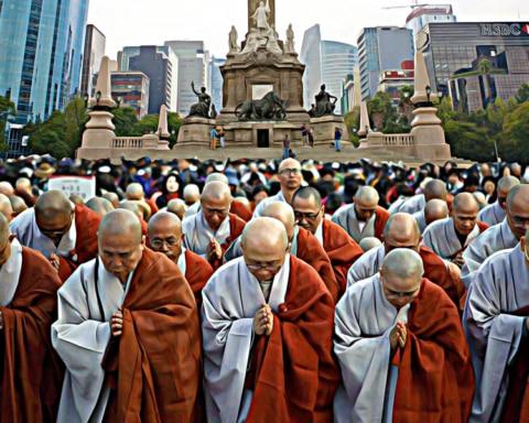 Conversiones masivas al budismo tras la calificación de México en Rusia 2018 4
