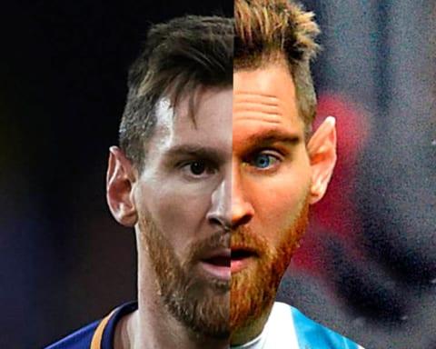Otro fraude en Rusia 2018: Descubren que Messi fue suplantado 2