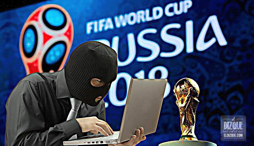 Escándalo por la filtración de los resultados de Rusia 2018 1