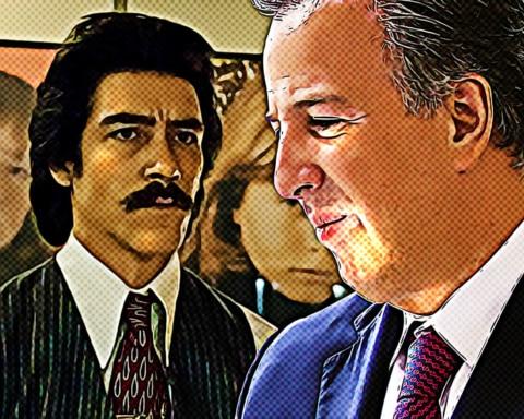 José Antonio Meade aparecerá en la serie de Luis Miguel 4