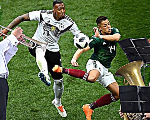 Revelan que el partido entre México y Alemania estuvo arreglado 2