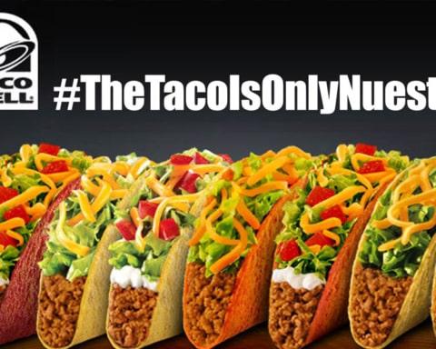 """Taco Bell registra la palabra """"taco"""" — Los tacos mexicanos deberán cambiar de nombre 3"""