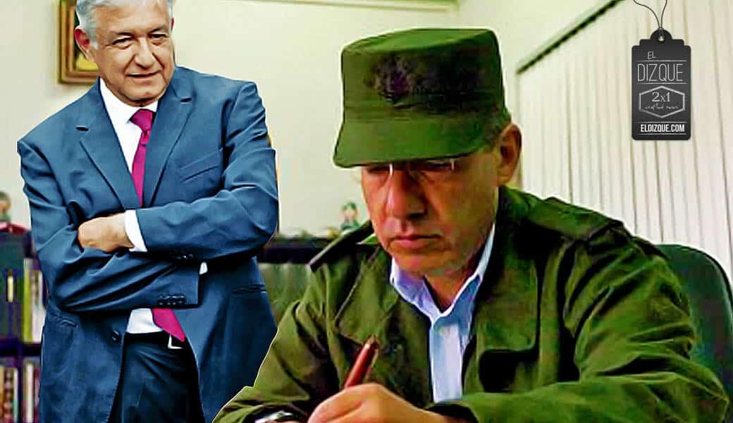 AMLO propone a Felipe Calderon como nuevo Secretario de la Defensa 1