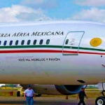 El avión presidencial tiene reporte de robo — Podría incautarlo la policía mexiquense 14