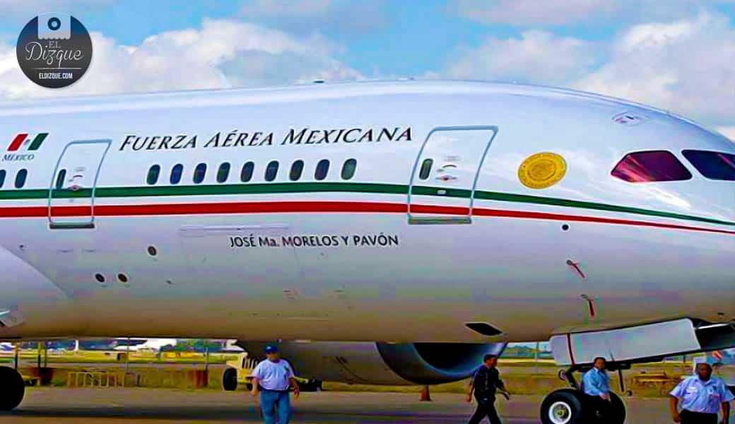 El avión presidencial tiene reporte de robo — Podría incautarlo la policía mexiquense 3