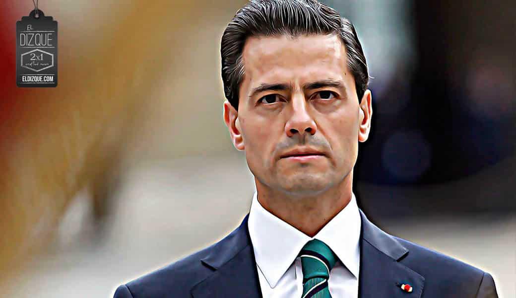 Peña Nieto quiere comprarle a AMLO la residencia oficial de Los Pinos 2